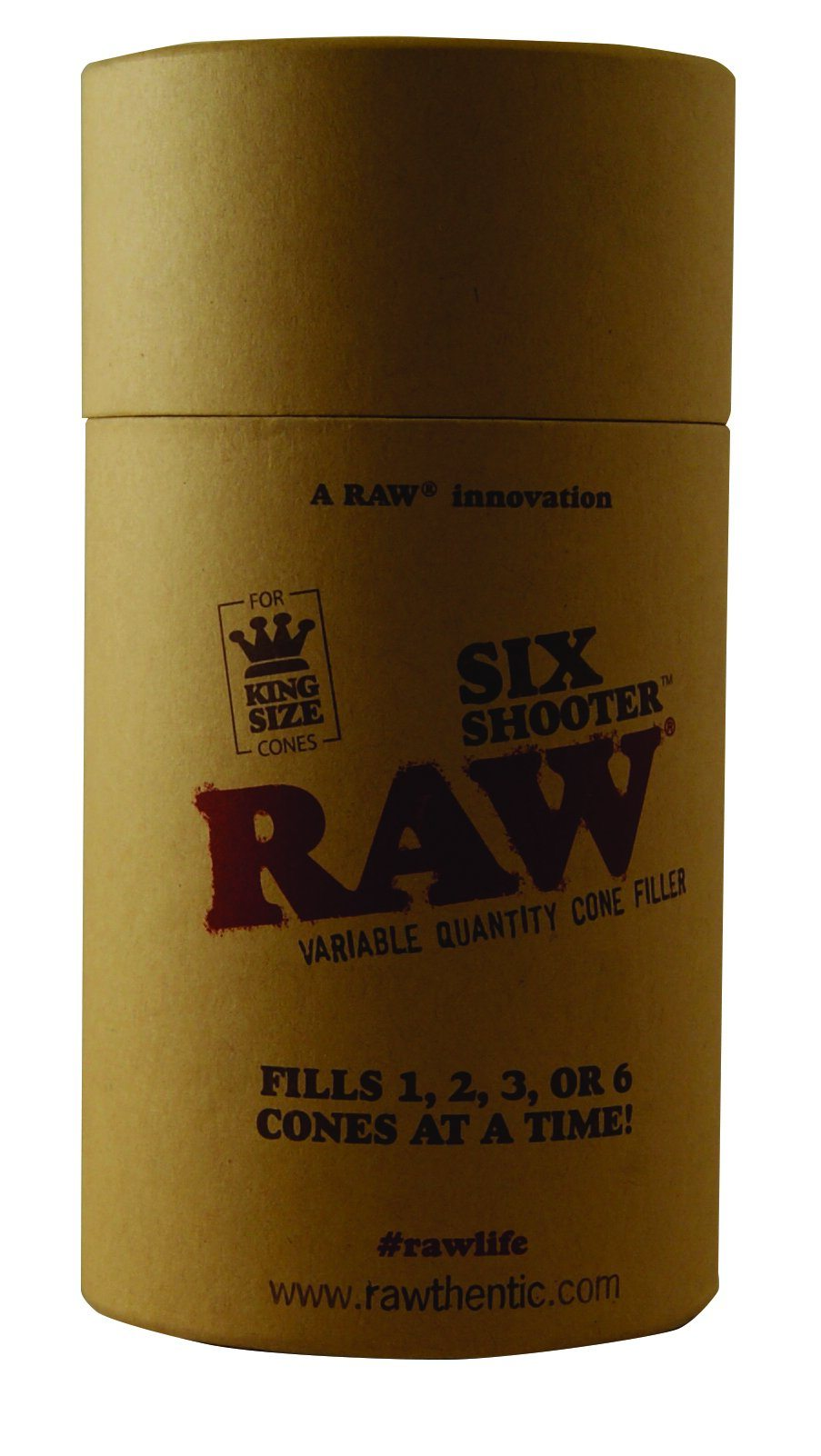 RAW-SIX_SHOOTER_Joint_weed_Cannabis_Filler_machine_stopfmaschine_CBD-Store_CBD-Shop_CBD-Luxembourg