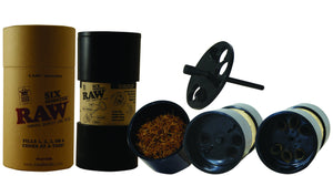 RAW-SIX_SHOOTER_Joint_weed_Cannabis_Filler_machine_stopfmaschine_CBD-Store_CBD-Shop_CBD-magasin