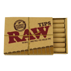 RAW Pre-Rolled Tips Original