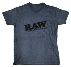 RAW SHIRT GREY_RAW_T-Shirt_grau_gris_tee_Rawlife_luxembourg_luxemburg_cbd-shop_cbd-supermarket-lux_Fairtrade_wear