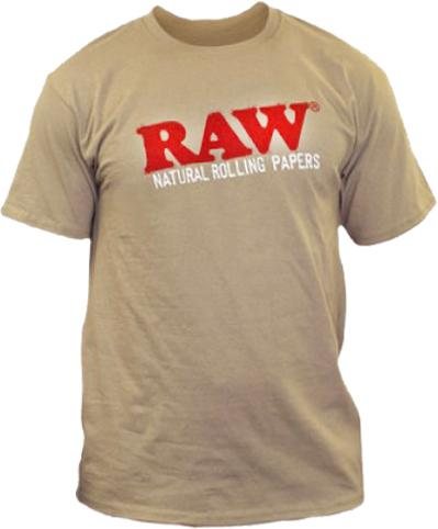 RAW_T-Shirt_lightbrown_Beige_Sand_tee_Rawlife_luxembourg_luxemburg_cbd-shop_cbd-supermarket-lux_clothings