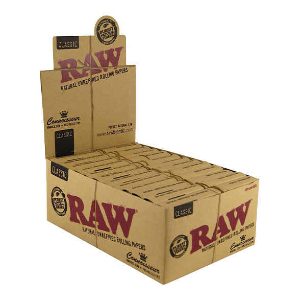 Raw-kingsize-slim-paper-luxembourg-pre-rolled-tips-connoisseur_cbdluxembourg