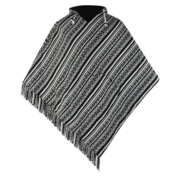abajo-schwarz-weiß-poncho-black-white-virblatt-clothing-clothes-hemp-handmade-fairtrade-high-quality-luxemburg-luxembourg-germany-nepal-thailand