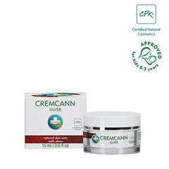 Annabis - Cremcann Colloidal Silver | Natural Skin Care