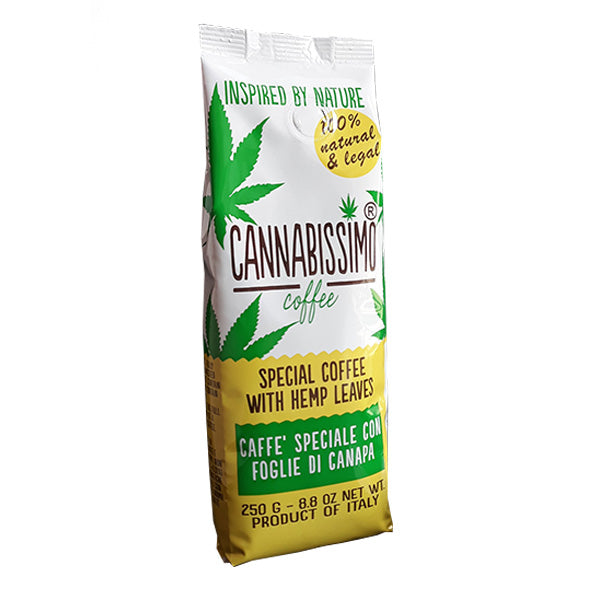 cannabissimo-coffee-kaffee-cafe-hemp-chanvre-hanf-leaves-blaetter-vegan-glutenfree-vegetale-natural-italia-italie-italien-powder-pulver-poudre