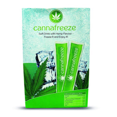 Cannafreeze - Das Cannabis Wassereis - Hemp Ice Pop Water