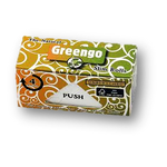 'Greengo' Unbleached Slim Rolls