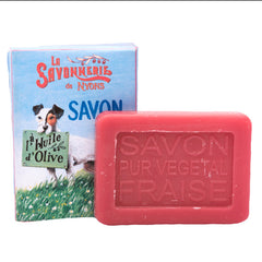 La Savonnerie de Nyons - Savon Fraise | Strawberry Soap