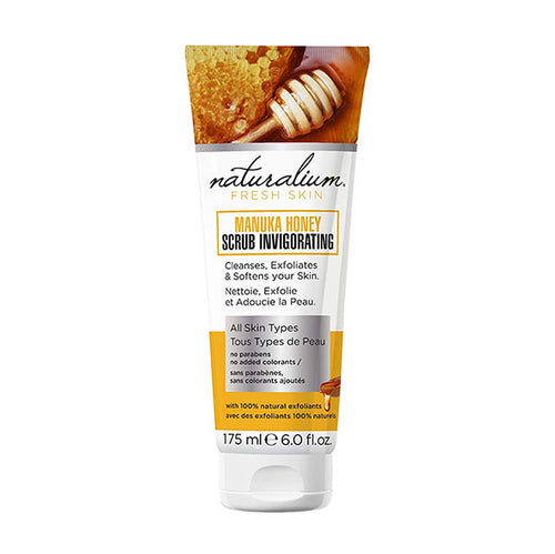 Naturalium - Manuka Honey Scrub Invigorating