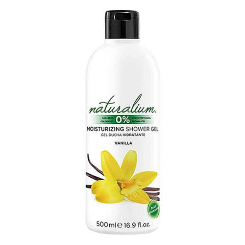 Naturalium - Moisturizing Shower Gel | Vanilla