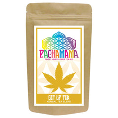Pachamama Tea Get Up Tea | Steh auf Tee | Made in Luxembourg