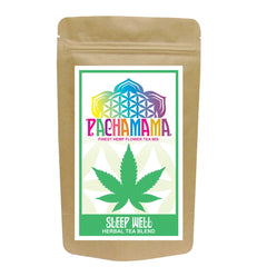 Pachamama Tea Sleep Well | Schlafenszeit Tee | Made in Luxembourg