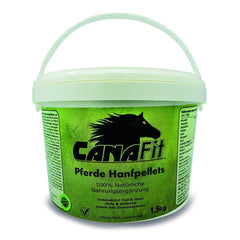 Pferde Hanfpellets 1,5kg Hemp Pellets Horse
