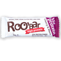 RooBar Cherry Maca High Protein