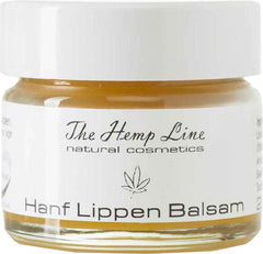 The Hemp Line - Natural  Cosmetics - Hemp Lip Balm | Hanf Lippen Balsam