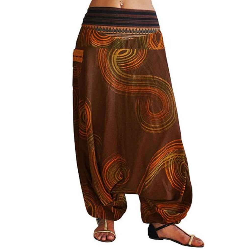 Virblatt Genie Pants Dreamcatcher Aladdinhose Traumfänger