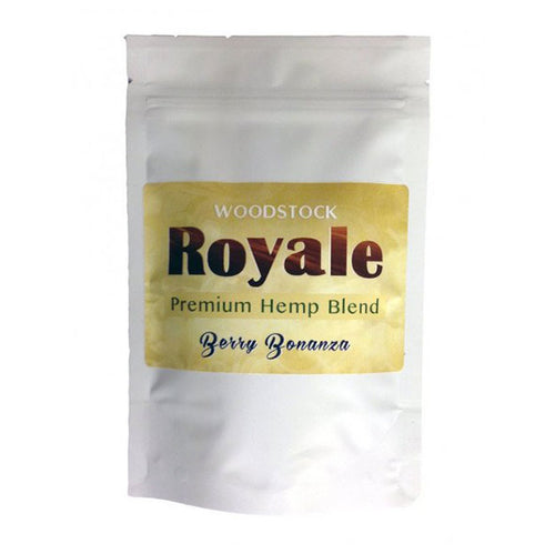 Super Natural Herbal Blend l Woodstock Royale Berry Bonanza