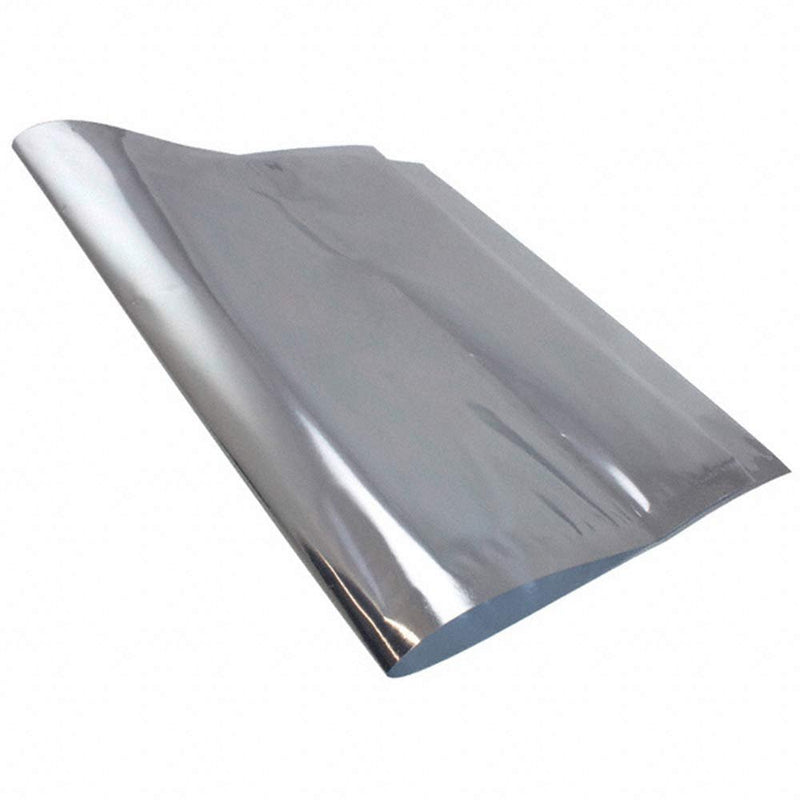 Pack Of 500 Static Shielding Bags 12 X 16. Grey Electrostatic Bags 12X16. Open Ended Heat Sealable Bags. Transparent Material. - AMZ Supply