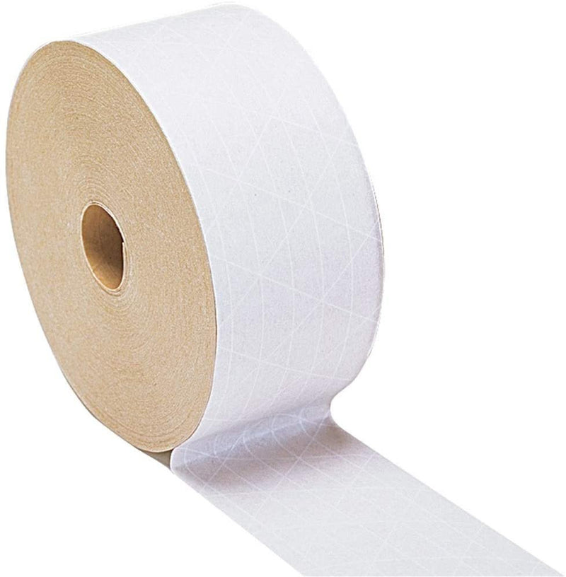 "10 Pack Water-activated Gummed Tapes 3"" x 450'"