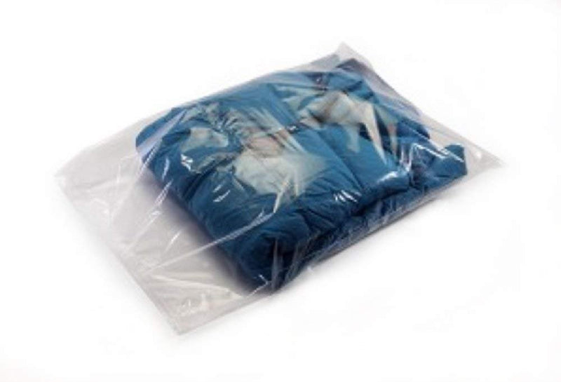 Poly Flat Bags 24X36 Clear Packing Bags 50 Pack - AMZSupply.com