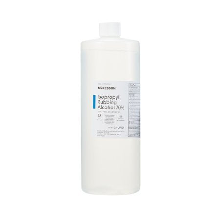 Antiseptic McKesson Brand Topical Solution 32 oz. Bottle - 12 pack