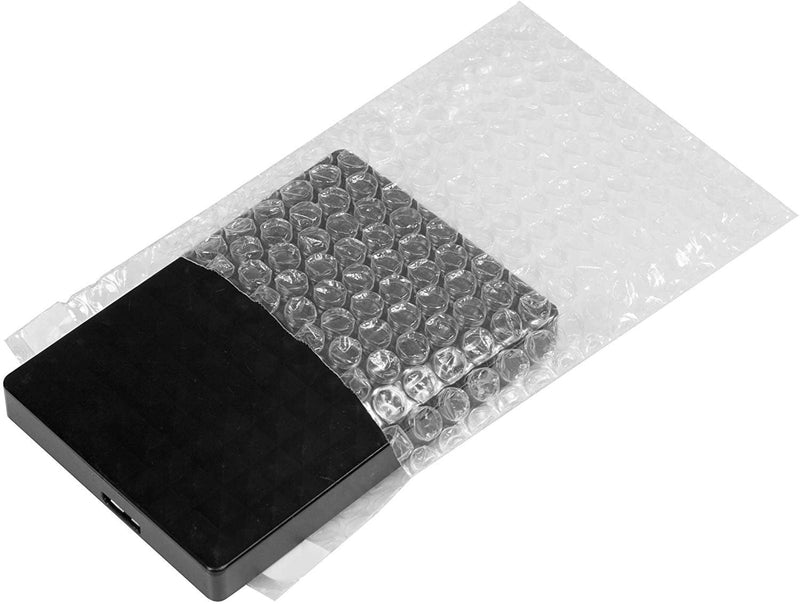 500 Pack Of Bubble Out Bags 4 x 5.5. Self-Sealing Packing Moving Bags Pouches Cushion Lightweight Bags For Mailing And Packaging - AMZSupply.com