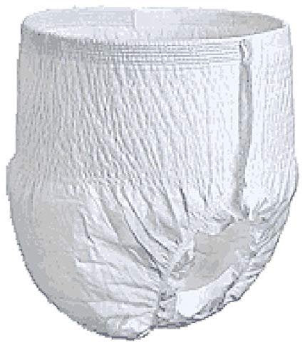 Daytime Disposable Absorbent Underwear High Absorbency Incontinence Briefs