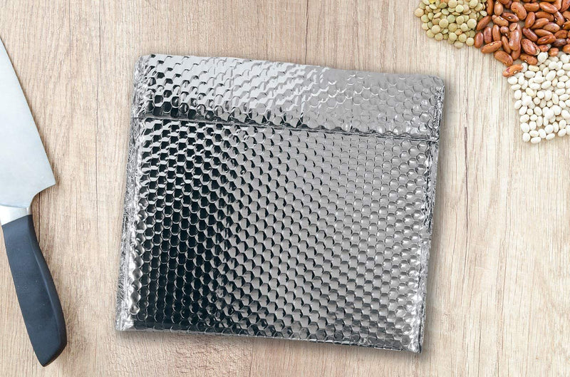 Polyethylene Terephthalate Thermal Insulated Bubble Mailers Metallic Padded Envelopes /w Peel and Seal