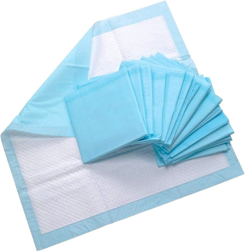 Underpad McKesson Disposable Fluff Light Absorbency