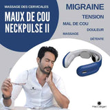 Appareil De Massage Cervicales | Neckpulse II | MacCaligan