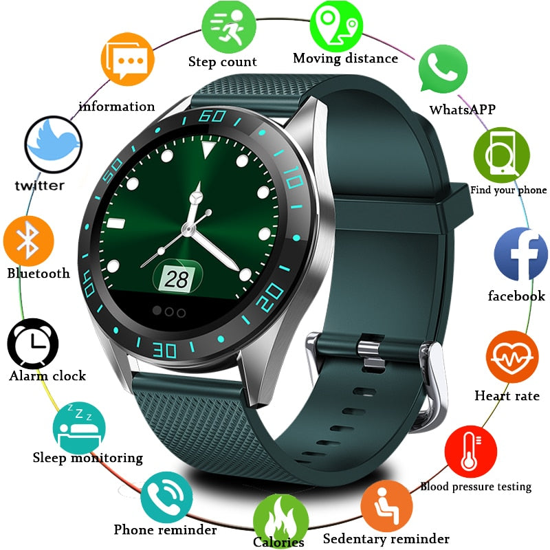 Montre Cardio Smartwatch MX9