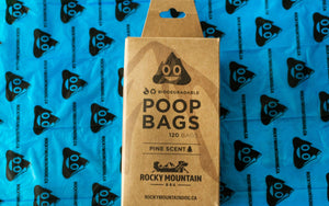 Rocky Mountain Dog Poop Bags