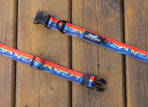 Banff Alpine Dog Collar
