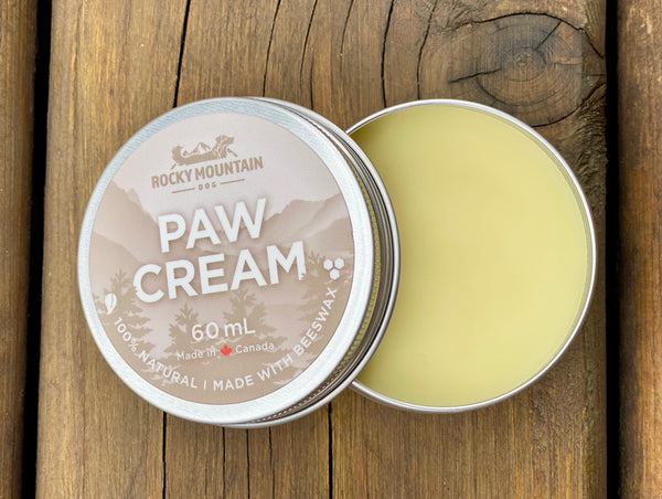 rmd dog paw cream