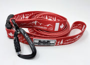 red canadian rockies leash