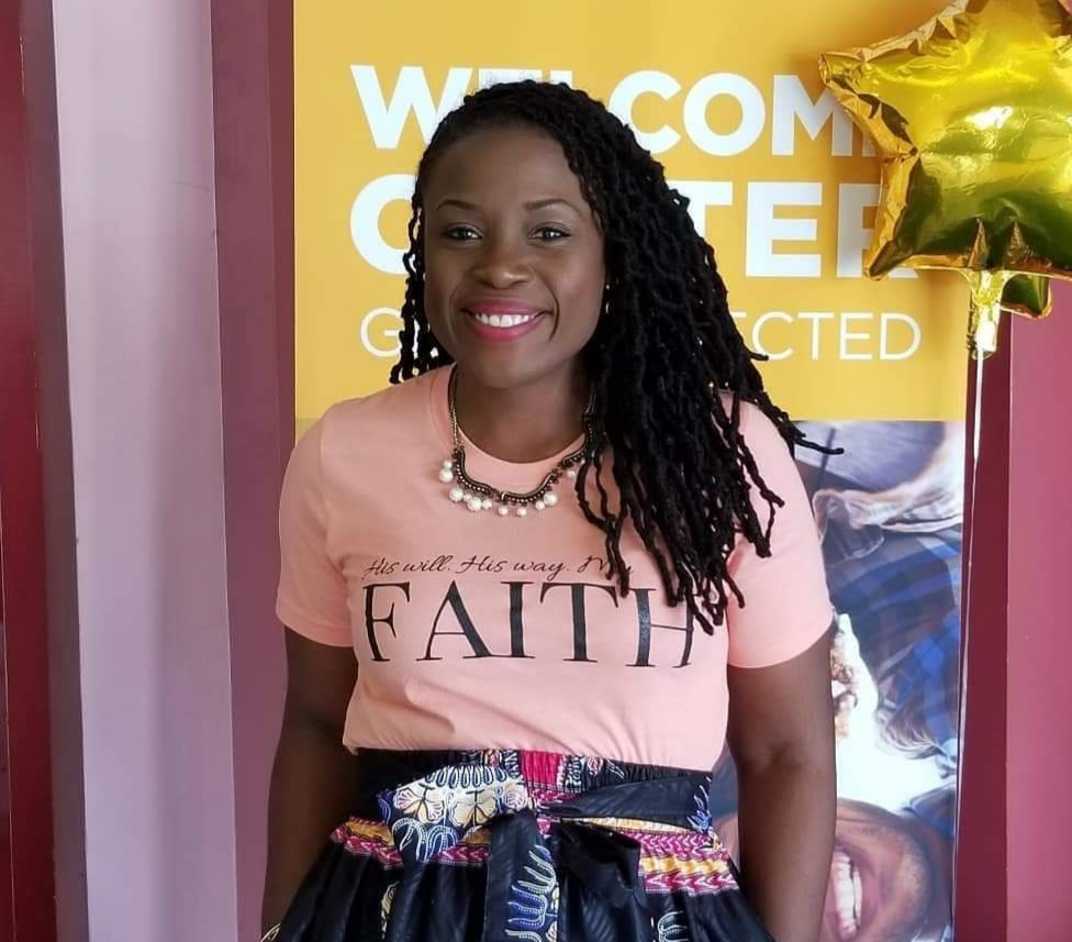 My Faith Tshirt - CurvEssentials Boutique