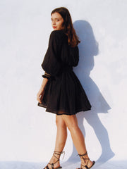 Sisi Dress in Black