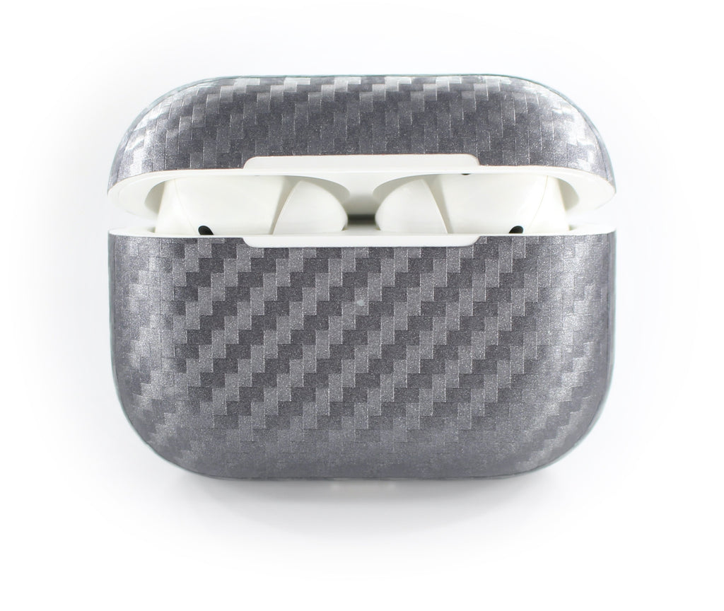 AirPods Pro Grey Carbon Skin