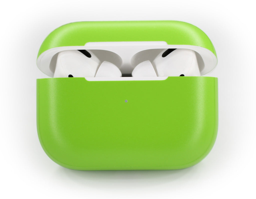 AirPods Pro Lime Green Skin