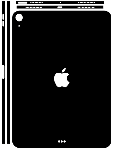 iPad Air 4 Whats Included Skin Template