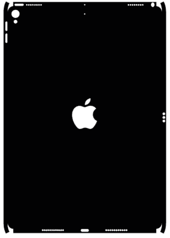 iPad Pro 10.5 Inch Whats Included Skin Template