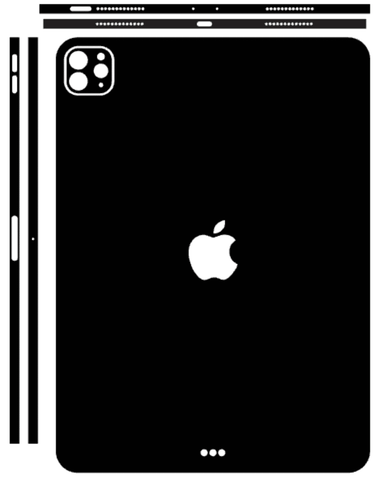 iPad Pro 11 Inch 2020 Whats Included Skin Template