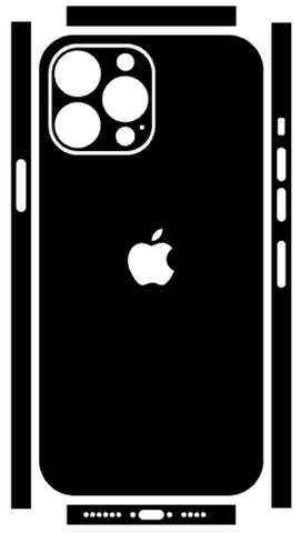 iPhone 13 Pro Max Whats Included Skin Template