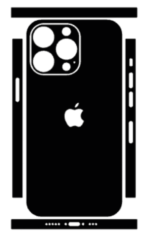 iPhone 13 Pro Whats Included Skin Template