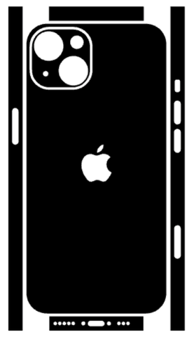 iPhone 13 Whats Included Skin Template