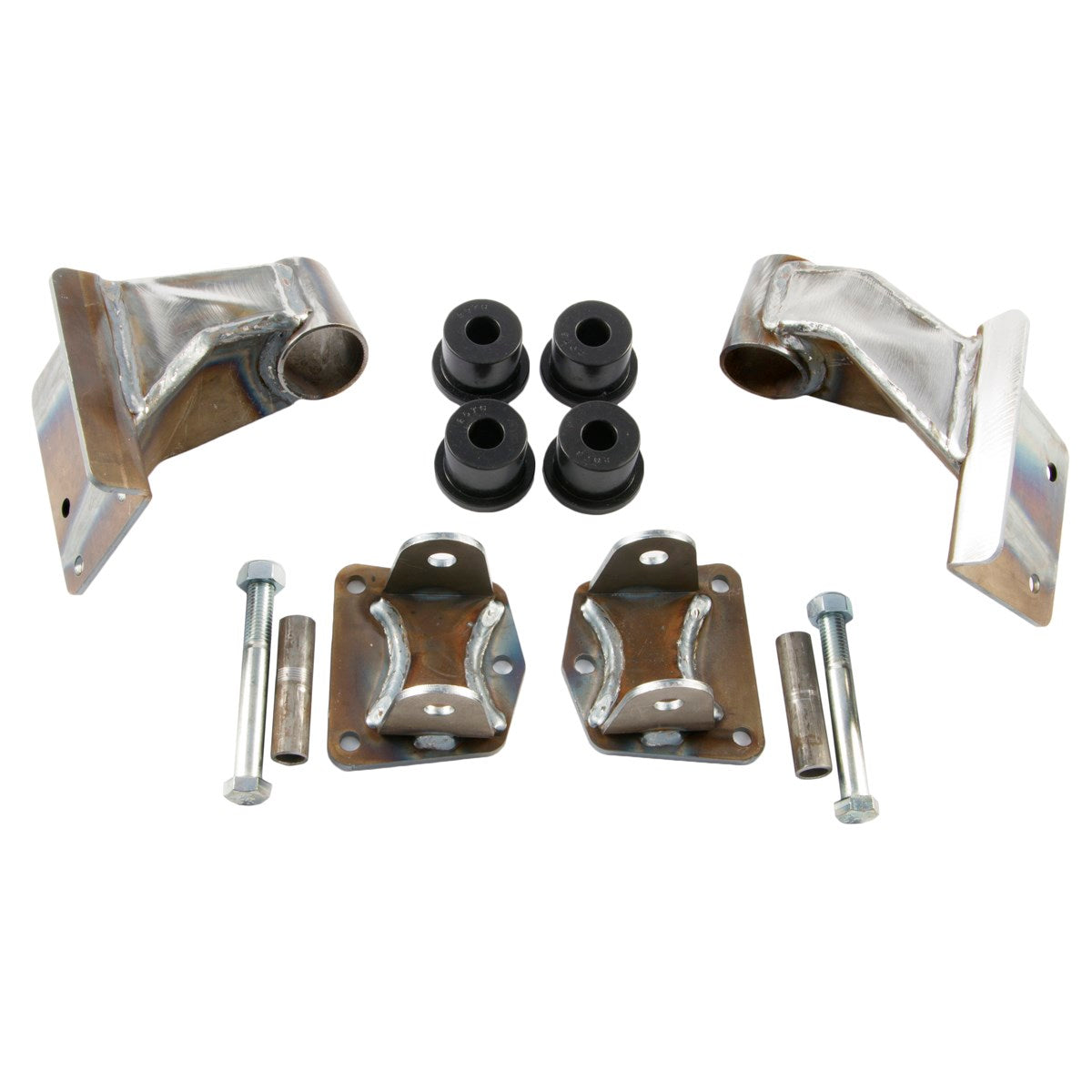 SBC Steel Motor Mounts w// Bolt Set