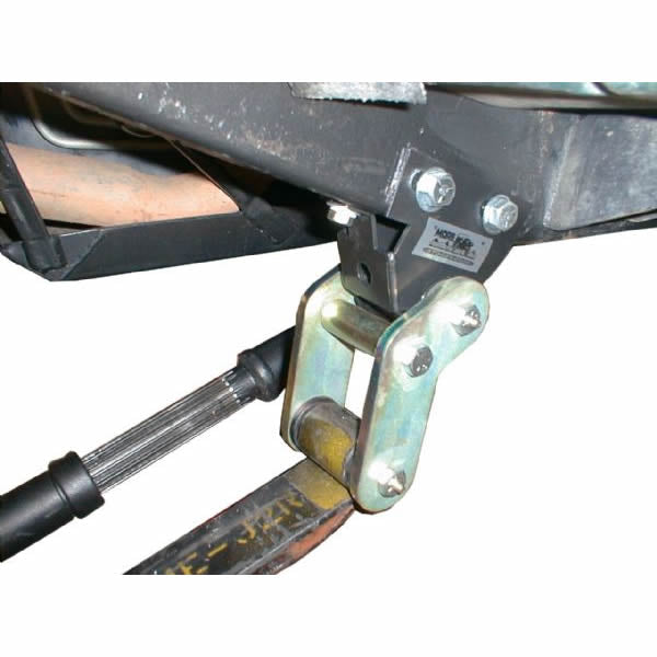 Boomerang Shackle 87 95 Yj Front Or Rear M O R E