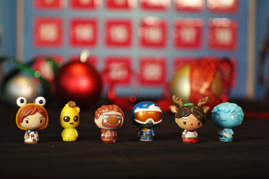 Fortnite 24 piece Vinyl Figures Advent Calendar 2019 | Funko - Kickstarted Games