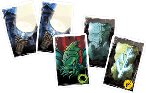 Don't Mess With Cthulhu Deluxe | Indie Boards & Cards | 4-8 Players | Age 14+ - Kickstarted Games