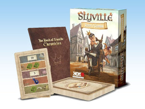 Slyville Jester's Gambit Expansion - Kickstarted Games